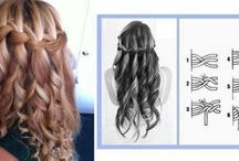 Hairstyles / All different hairstyles for every occasion.