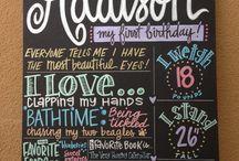 Link's First Birthday / by Ashlee Johnson