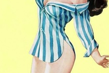 pin - up / by Susan Sallee