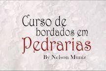 CURSO DE BORDADOS COM PEDRARISS