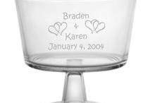 Wedding Glass & Gifts