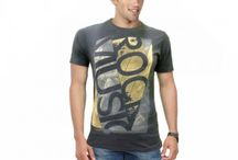 T-Shirts For Men by Droom Fashion