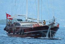 KAPTAN MEHMET BUGRA / #gulet, #yacht, #bluevoyage, #yachtcharter, www.cnlyacht.com