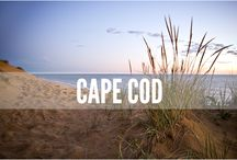 Cape Cod / The Best of Cape cod / by Cherie Poirier