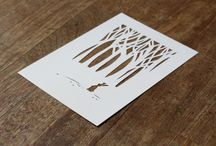 Paper Cut Templates / Paper Cut Templates from Woodlanders