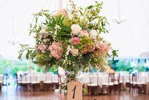 Tall Centerpieces / Tall Wedding Centerpiece Ideas