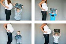 妊娠中写真
