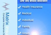 Health Insurance Quote / Now its very easy to get health insurance quotes online. Log on to Matrix Insurance Agency's official website i.e www.matrixia.com and just fill your zip code and find the health insurance quotes according to your individual, group, family or visitors requirement.