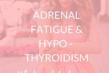 Hypothyroidism- healing