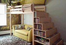 Dorm Ideas / by Jessica Rodrigue