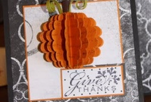 THANKSGIVING & FALL CARDS