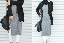 Hijabstilar