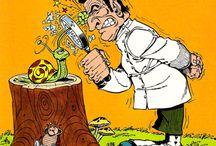 Comics: Gotlib