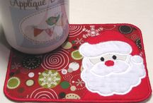 Applique - Christmas / by K D