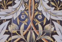 Tiles mostly Nouveau / Tiles Mostly Nouveau / by Melody Edmondson