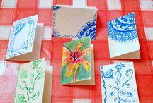 Cardmaking / Designs for cards and invitations