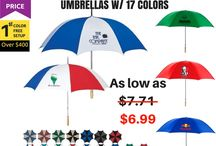 SPECIAL PRICE UMBRELLAS / Custom umbrellas available in best low prices & amazing offers like Free proof, Free Design ,Free Setup & 105 % Low Price Guarantee