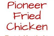 fried chicken ♡