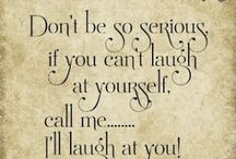*Humor* / Laughter is the best medicine !!