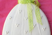 ciasteczka sukienki