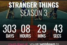 Stranger things countdown