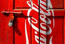 Coca Cola / by Stephanie Young