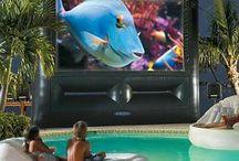 TV piscina