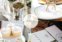Bridal Ideas / by Reecie Bester