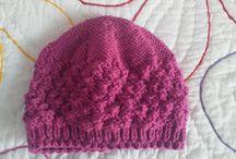 Tejido con mis manitas / Cosas tejidas con lana