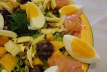 Saladas • Receitas