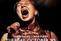 Aboriginal Music Week posters