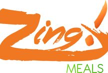 Yummy! Zing Meals Menu of the Week / Zing Meals gourmet prepared meals menus