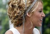 Bruiloft kapsels