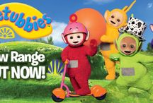 TeleTubbies / by Smyths Toys Superstores