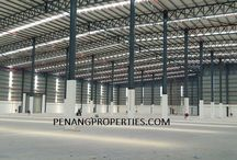 Penang Factory for sale / lease