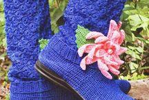 kötött cipő és egyebek