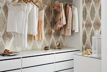 Interiors | Closets, Vanities and Dressing rooms