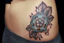Tattoos / Mandala tattoo