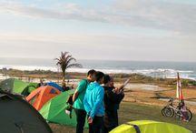 bike camping / Ranca Buaya Beach ,travell gathering august '17