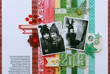 Scrapbook page / by Kathleen Hite