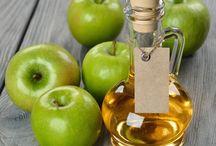 Utilisation du vinaigre de cidre