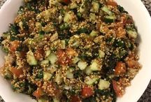 Salads / No Cook, Easy, quick to make, healthy salad... tastes too good...