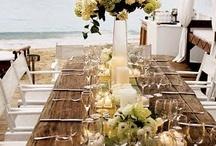 Wedding reception / by Christina M. Smith- Merchandiser with Chloe + Isabel
