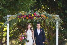 Wedding Flowers // Honeywed