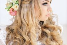 Hair ideas / Many beautiful hair ideas and tutorials