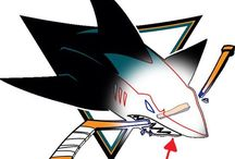 Sharks Playoffs 2014 Funnies / ode to the sharks 2014 playoff team  / by Sara Kobzanets