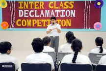 PRESIDIANS GIVE ELOQUENT SPEECHES AT INTER CLUB DECLAMATION MEET