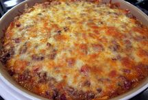 Recipes - Casseroles
