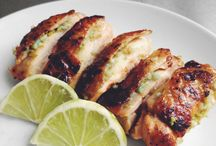 Chicken & Garlic and/or Lime