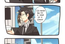 Jumin x Mc --MM--